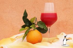 Succo di Arancia Rossa